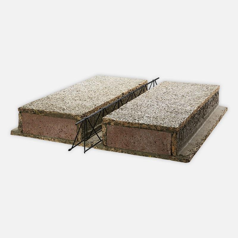 monolitická zálivka s nadbetonávkou z betonu C20/25